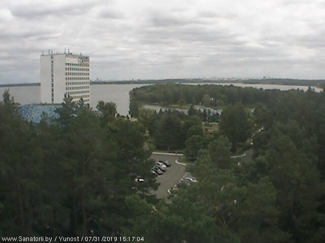 Watch webcam of health resort Yunost