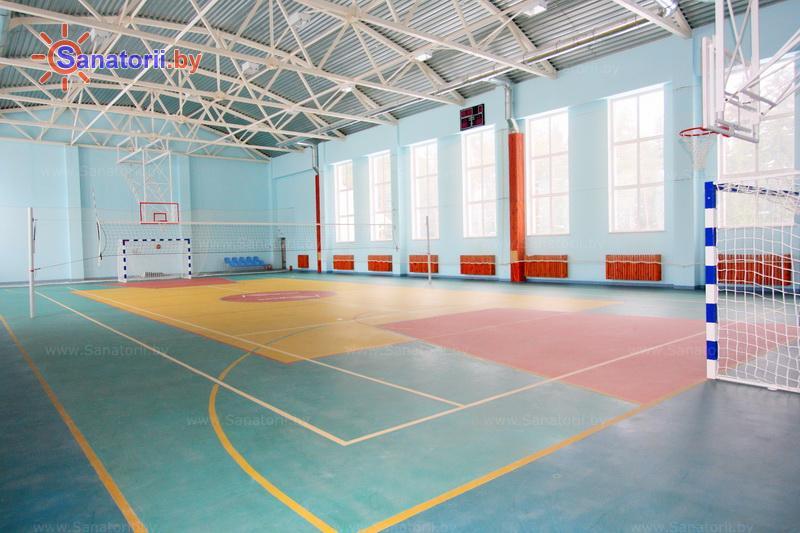 Санатории Белоруссии Беларуси - санаторий Веста - Спортзал