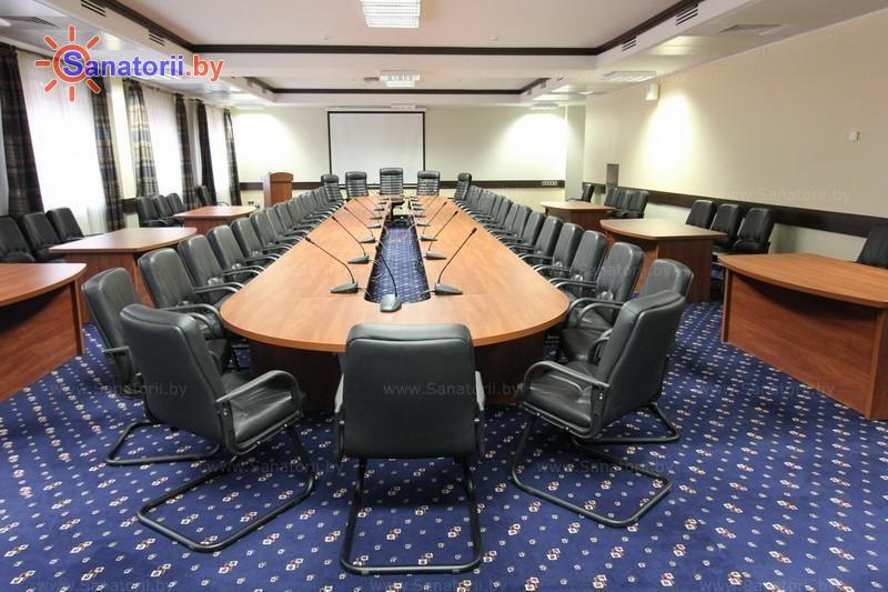 Санатории Белоруссии Беларуси - санаторий Веста - Конференц-зал