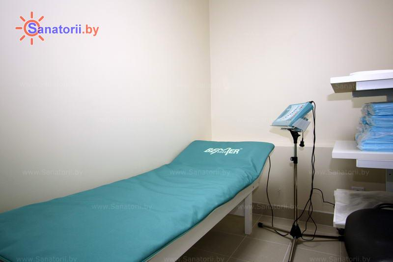 Санатории Белоруссии Беларуси - санаторий Веста - Магнитотерапия