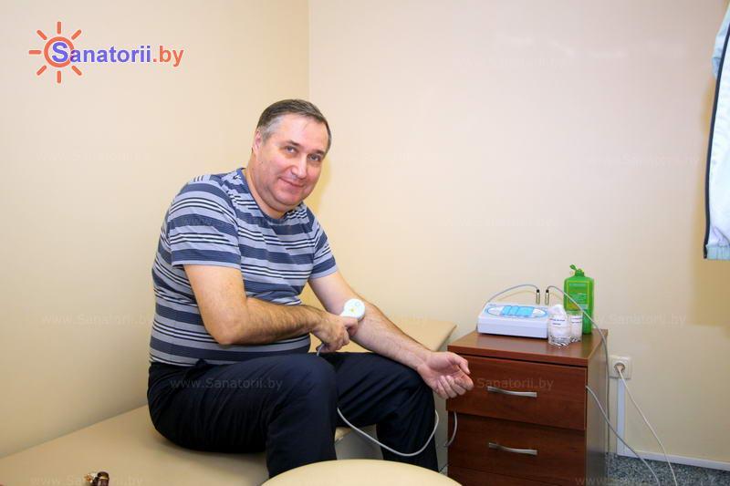Санатории Белоруссии Беларуси - санаторий Веста - Лазерная терапия