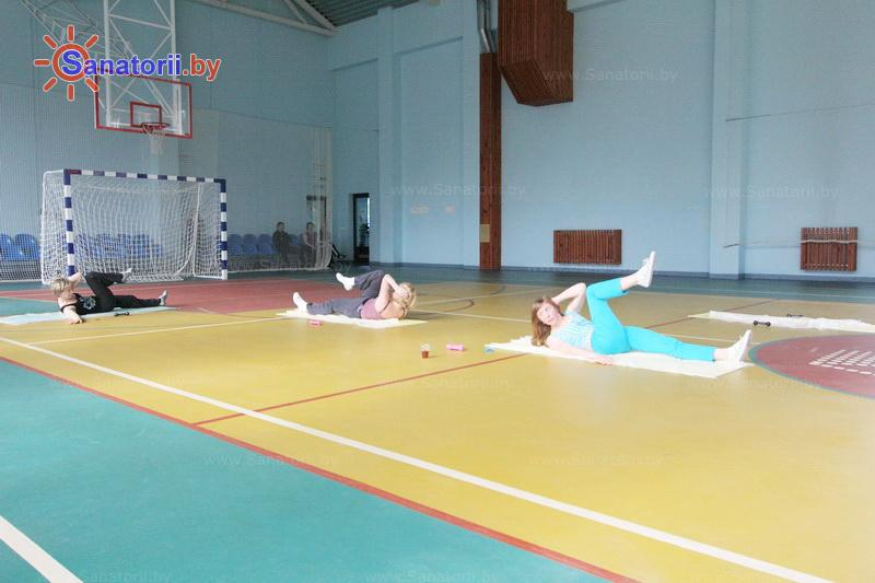 Санатории Белоруссии Беларуси - санаторий Веста - Лечебная физкультура (ЛФК)