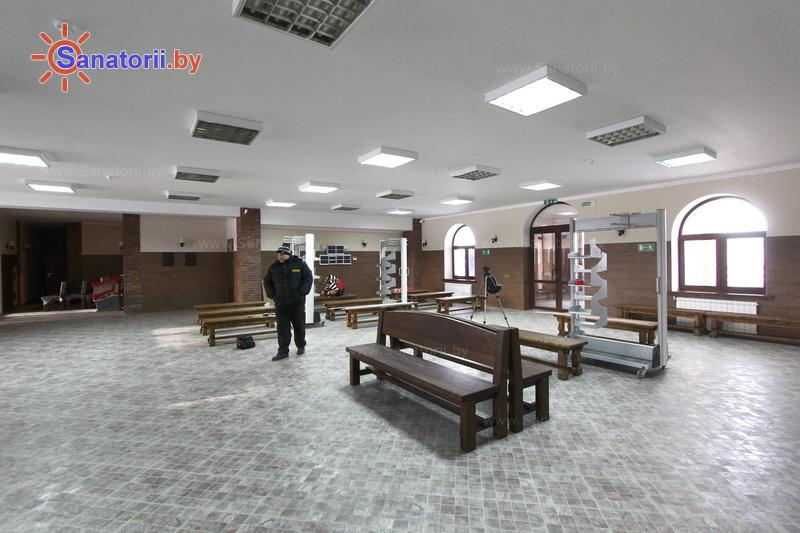 Санатории Белоруссии Беларуси - санаторий Веста - Пункт проката