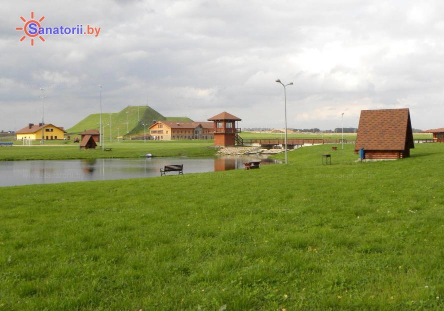 Санатории Белоруссии Беларуси - санаторий Веста - Пляж