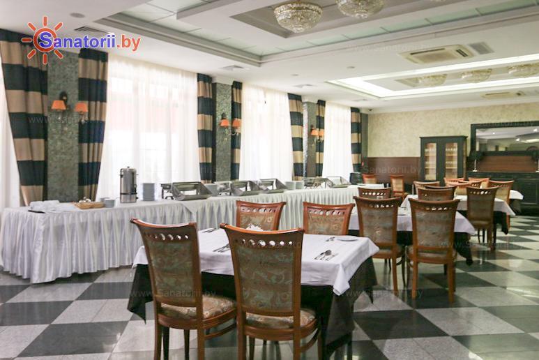 Санатории Белоруссии Беларуси - санаторий Веста - Ресторан