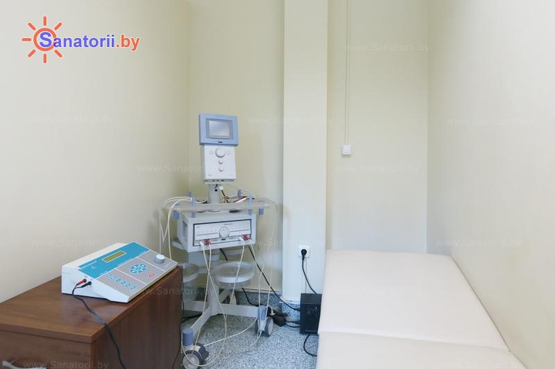 Санатории Белоруссии Беларуси - санаторий Веста - Рефлексотерапия