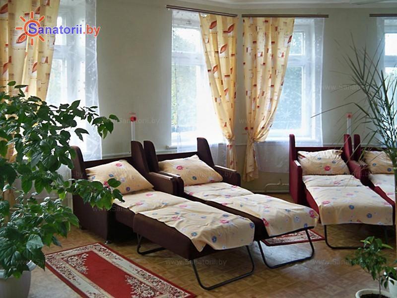 Санатории Белоруссии Беларуси - ОДЦМР Пуховичи - Психотерапия