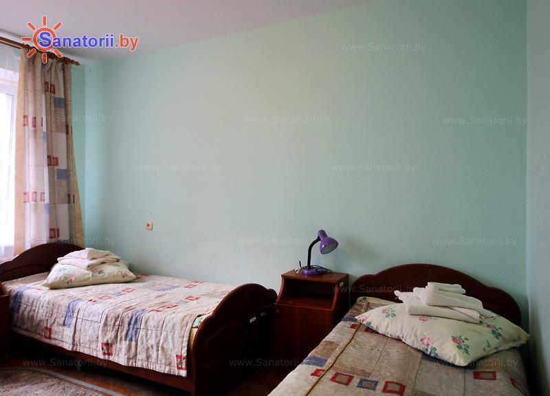 Санатории Белоруссии Беларуси - санаторий Зеленый бор - двухместный в блоке (2+2) (спальный корпус №8)