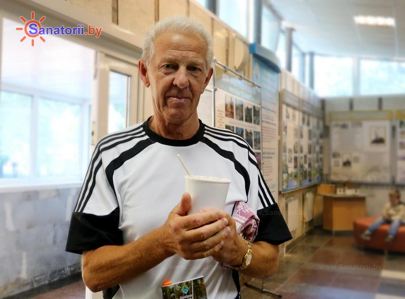 Санатории Белоруссии Беларуси - санаторий Криница - Оксигенотерапия (кислородотерапия)