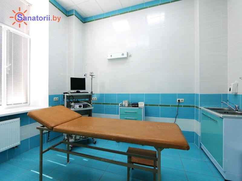 Санатории Белоруссии Беларуси - санаторий Криница - Эндоскопия