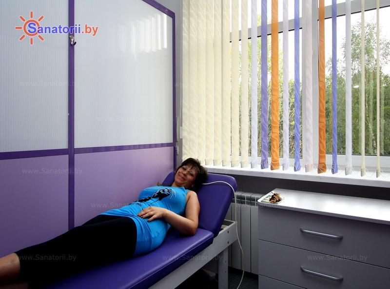 Санатории Белоруссии Беларуси - санаторий Криница - Магнитотерапия