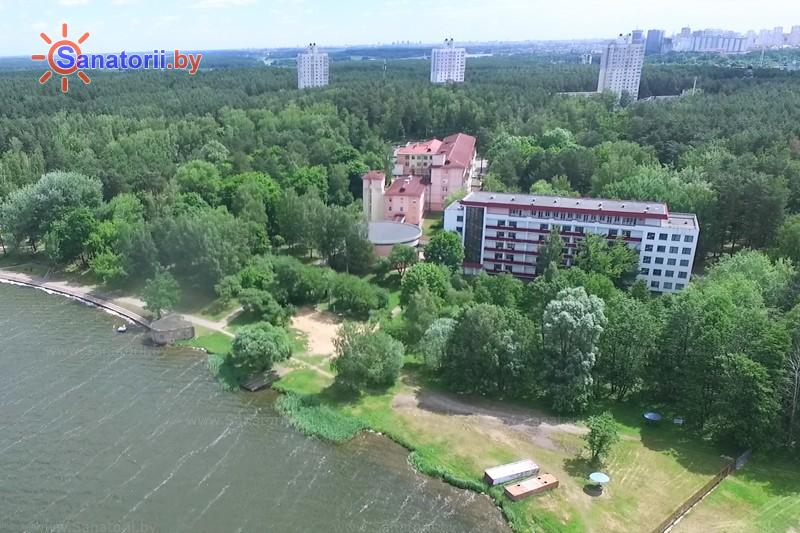 Санатории Белоруссии Беларуси - санаторий Криница - Водоём