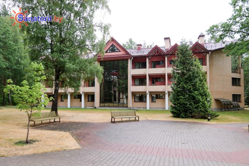 Санатории Белоруссии Беларуси - санаторий Озёрный - спальный корпус №2