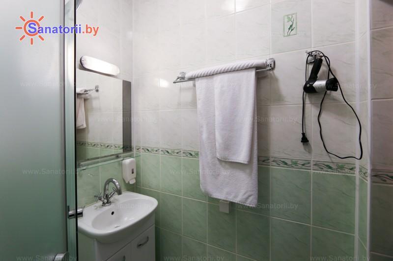 Санатории Белоруссии Беларуси - санаторий Озёрный - двухместный однокомнатный double, twin (спальный корпус №5)