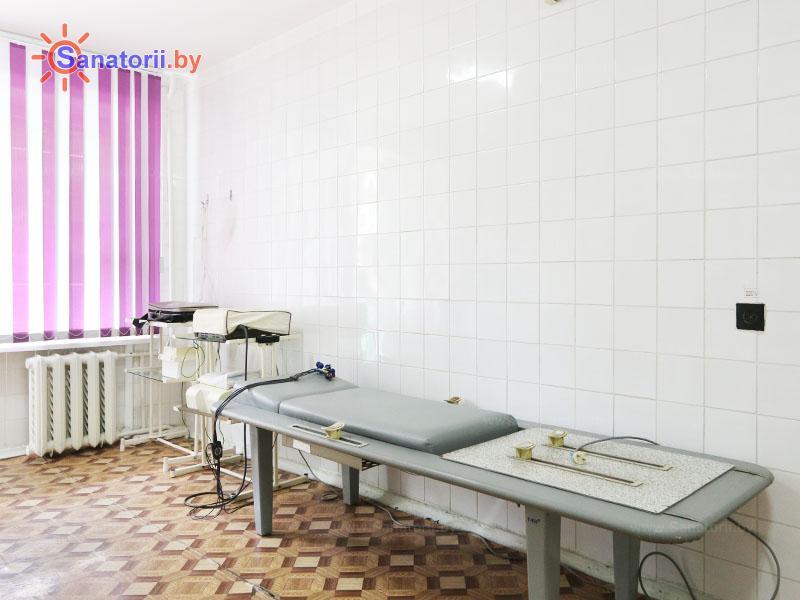 Санатории Белоруссии Беларуси - санаторий Чёнки - Электрокардиография