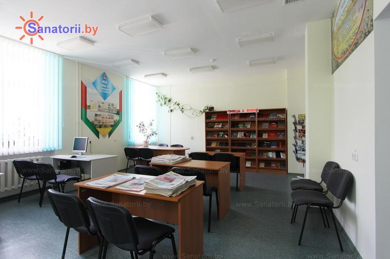 Санатории Белоруссии Беларуси - санаторий Лепельский военный - Интернет