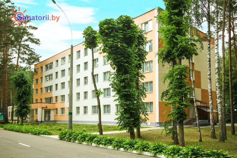 Санатории Белоруссии Беларуси - санаторий Лепельский военный - спальный корпус №1