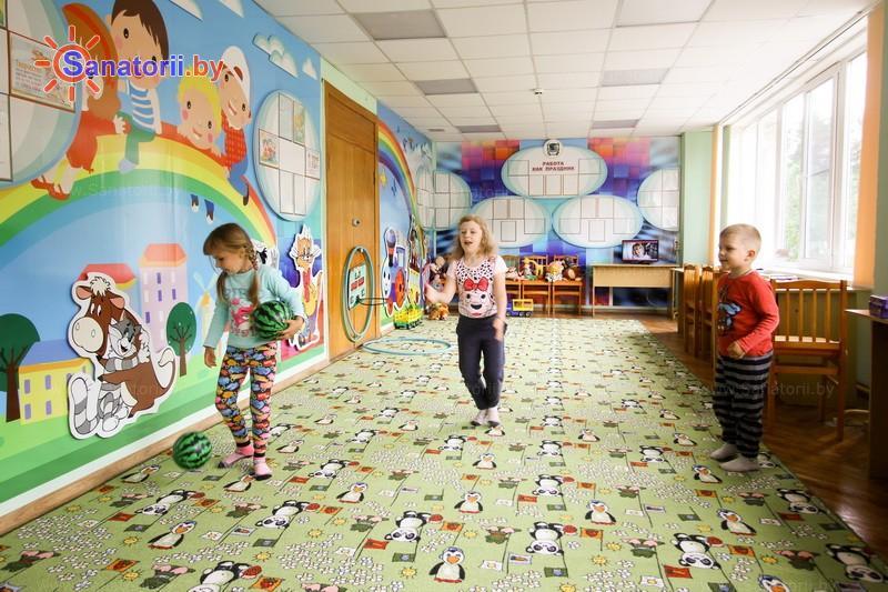 Санатории Белоруссии Беларуси - санаторий Лепельский военный - Детская комната