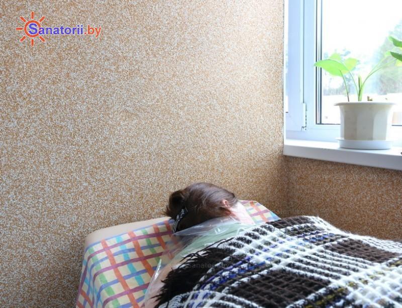 Санатории Белоруссии Беларуси - санаторий Лесные озера - Грязелечение (пелоидотерапия)