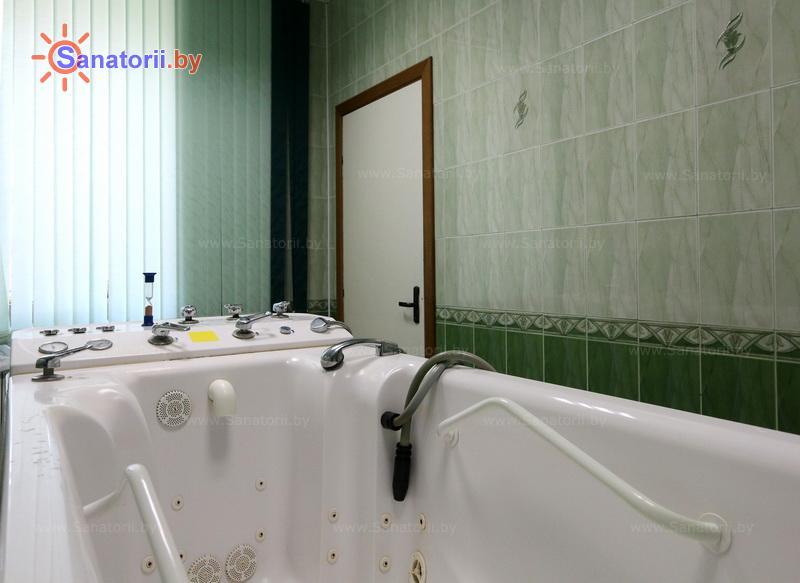 Санатории Белоруссии Беларуси - санаторий Лётцы - Ванны общие