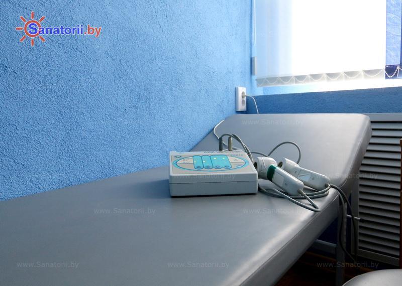 Санатории Белоруссии Беларуси - санаторий Лётцы - Лазерная терапия
