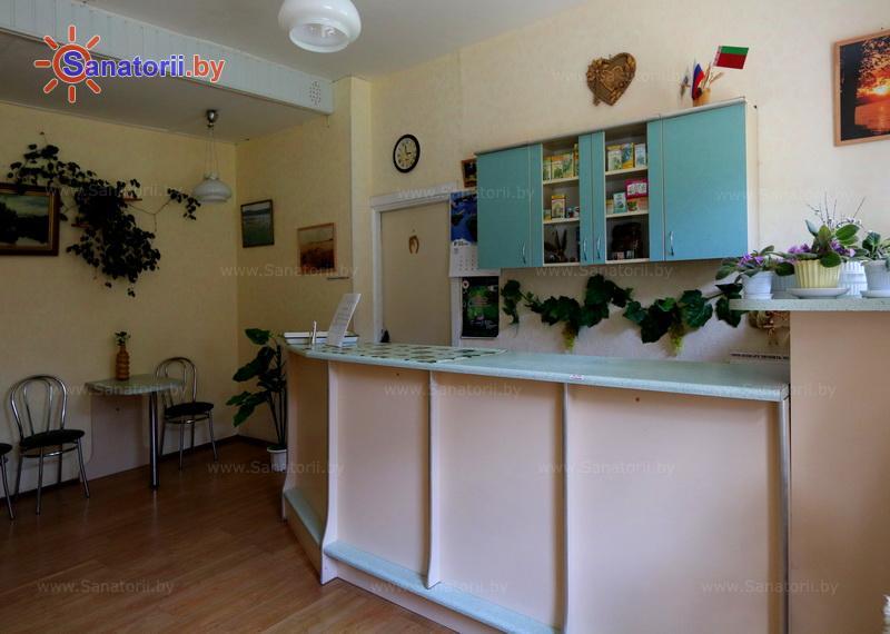 Санатории Белоруссии Беларуси - санаторий Лётцы - Фитотерапия