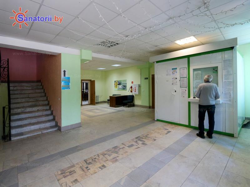 Санатории Белоруссии Беларуси - санаторий Лётцы - Пункт обмена валюты