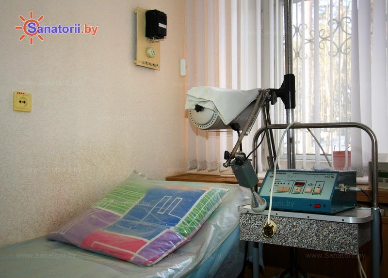 Санатории Белоруссии Беларуси - санаторий Лётцы - Квч-терапия