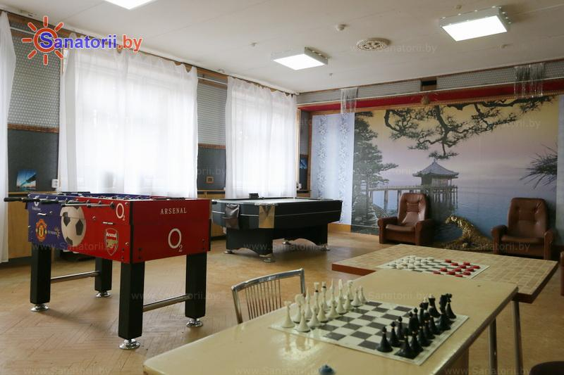 Санатории Белоруссии Беларуси - санаторий Лётцы - Пункт проката