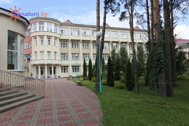 Санатории Белоруссии Беларуси - санаторий Магистральный - спальный корпус №2