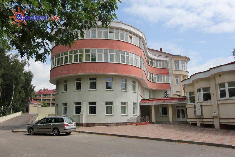Санатории Белоруссии Беларуси - санаторий Магистральный - спальный корпус №3