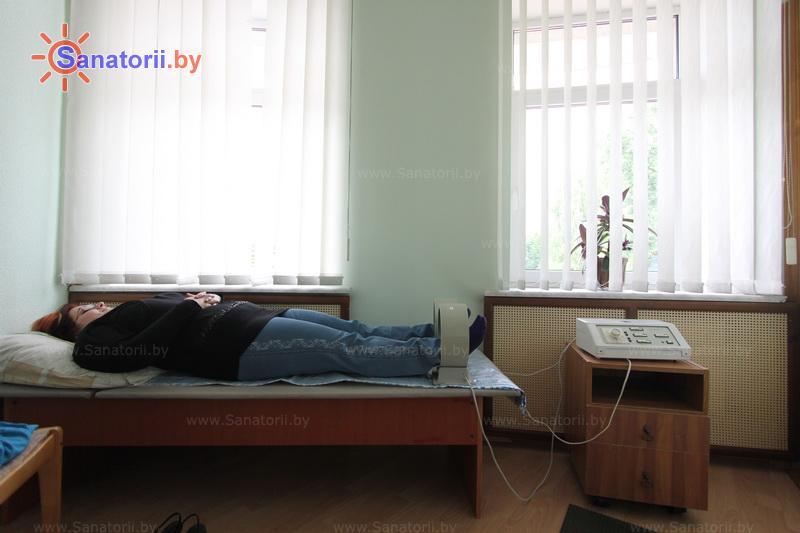 Санатории Белоруссии Беларуси - санаторий Магистральный - Магнитотерапия