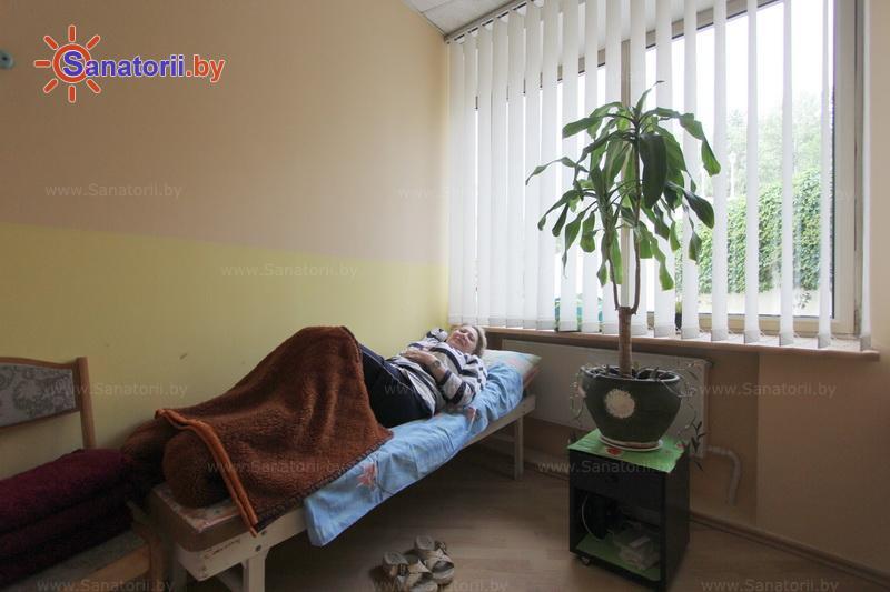 Санатории Белоруссии Беларуси - санаторий Магистральный - Озокерито-парафинолечение