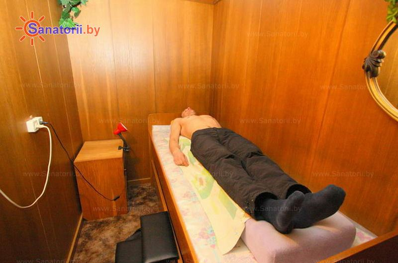 Санатории Белоруссии Беларуси - санаторий Магистральный - Детензорная терапия