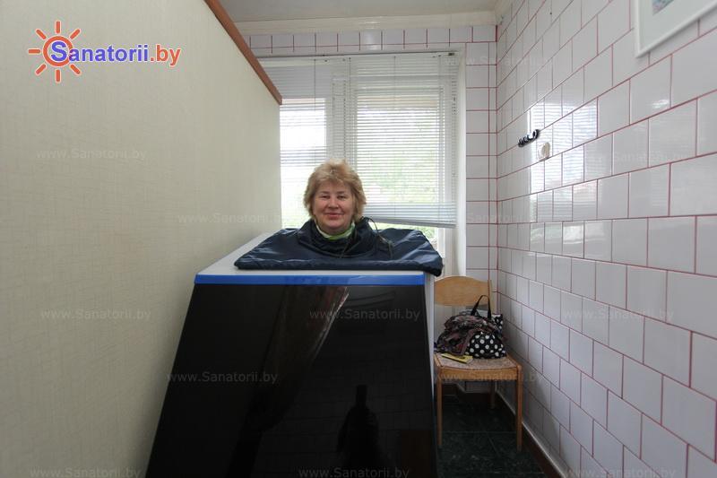 Санатории Белоруссии Беларуси - санаторий Магистральный - Ванна сухая углекислая