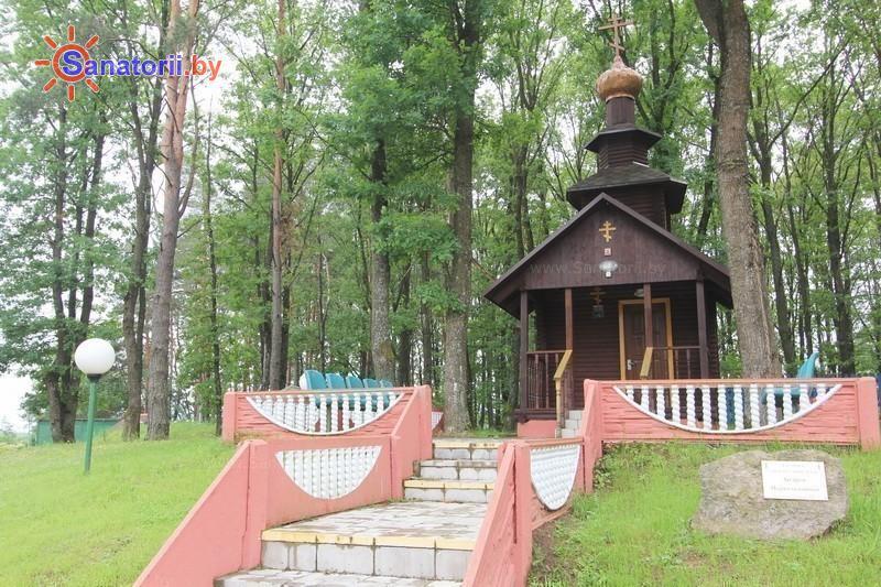 Санатории Белоруссии Беларуси - санаторий Подъельники - Молельная комната