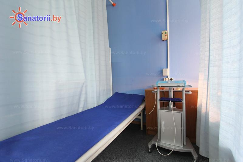 Санатории Белоруссии Беларуси - санаторий Рудня - Магнитотерапия