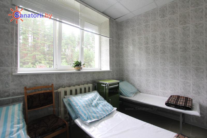 Санатории Белоруссии Беларуси - санаторий Рудня - Озокерито-парафинолечение