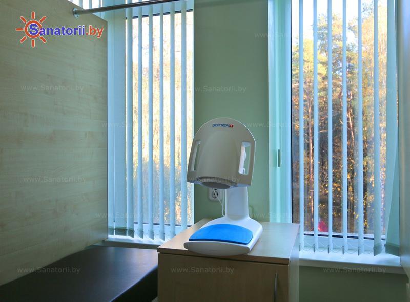 Санатории Белоруссии Беларуси - санаторий Поречье - Светолечение
