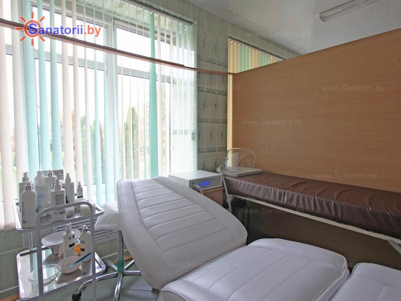 Санатории Белоруссии Беларуси - санаторий Поречье - Косметический салон