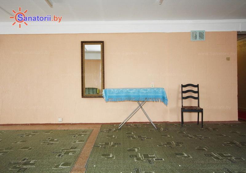 Санатории Белоруссии Беларуси - санаторий Пралеска - Гладильная комната