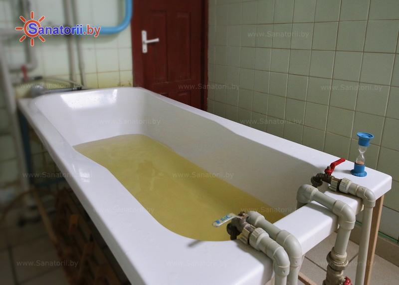 Санатории Белоруссии Беларуси - санаторий Пралеска - Медицинская база