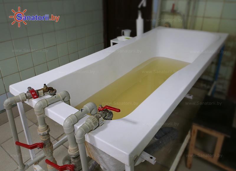 Санатории Белоруссии Беларуси - санаторий Пралеска - Ванны общие