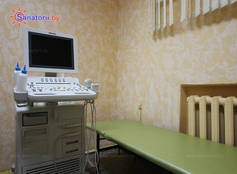 Санатории Белоруссии Беларуси - санаторий Пралеска - Кабинеты профильных специалистов
