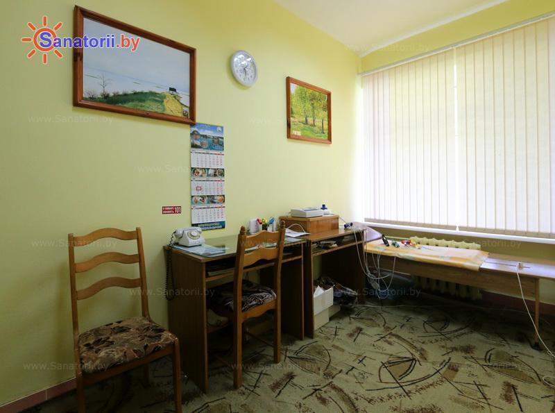 Санатории Белоруссии Беларуси - санаторий Приднепровский - Электрокардиография