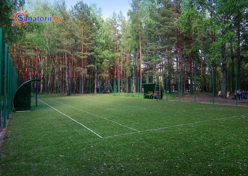 Санатории Белоруссии Беларуси - санаторий Приднепровский - Теннисный корт