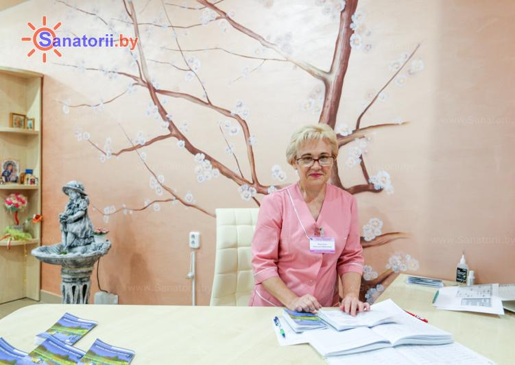 Санатории Белоруссии Беларуси - санаторий Приднепровский - Электролечение