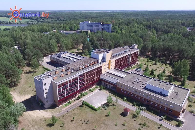 Санатории Белоруссии Беларуси - санаторий Приднепровский - корпус №2