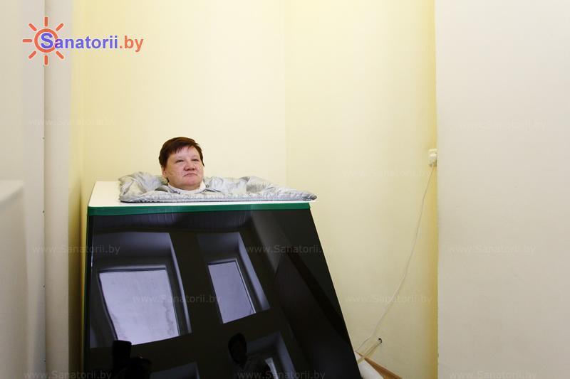 Санатории Белоруссии Беларуси - санаторий Радон - Ванна сухая углекислая