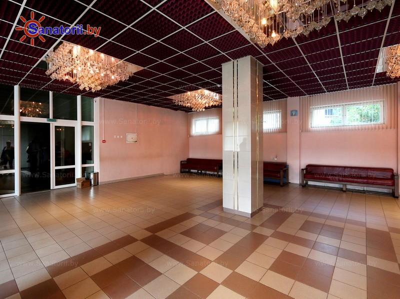 Санатории Белоруссии Беларуси - санаторий Радон - Танцевальный зал